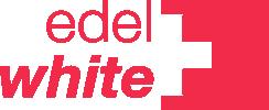logomarca EDELWHITE